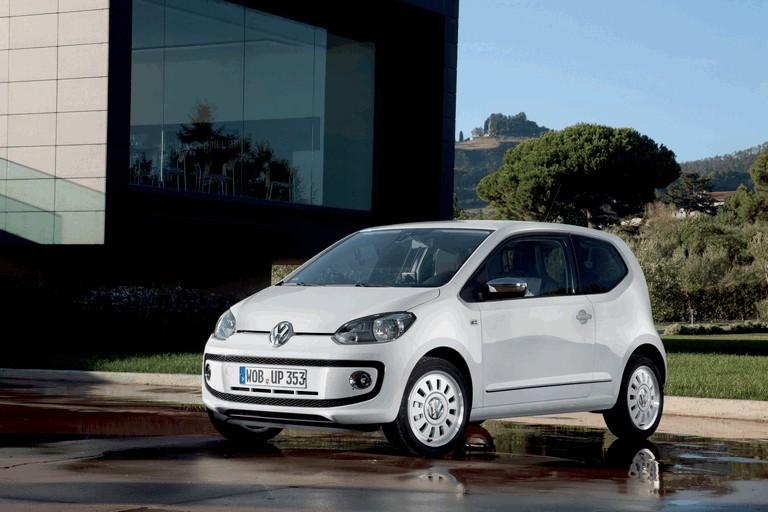 2011 Volkswagen Up 316909