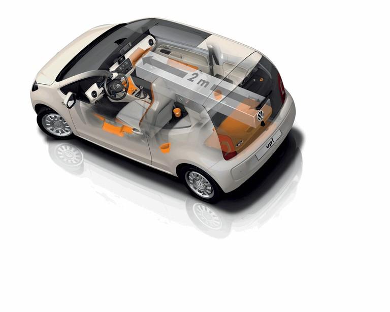 2011 Volkswagen Up 316925