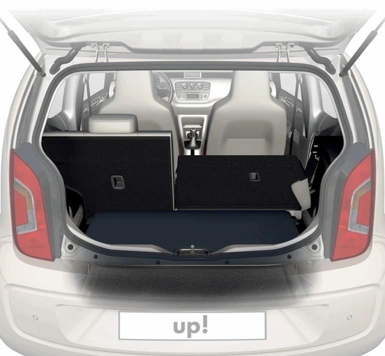 2011 Volkswagen Up 316928