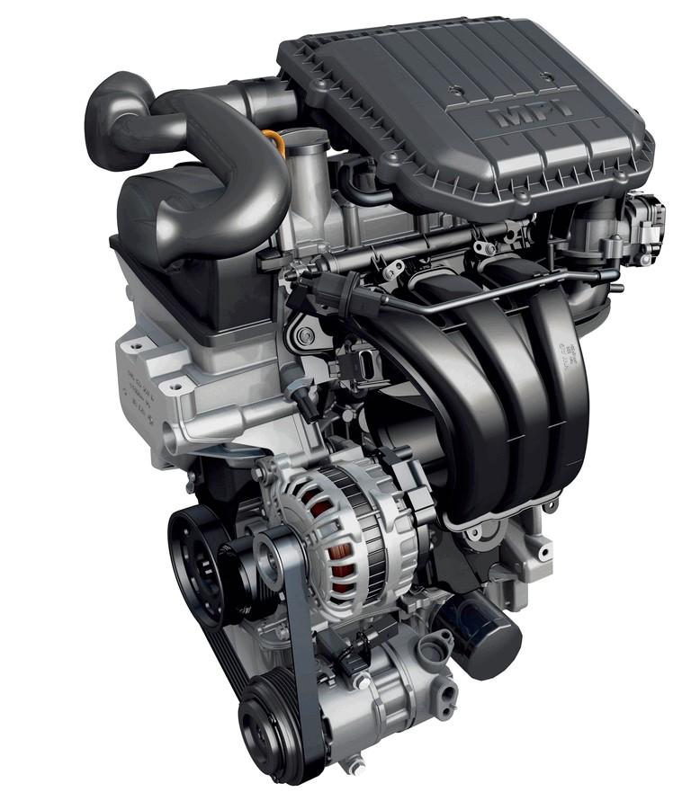 2011 Volkswagen Up 316935