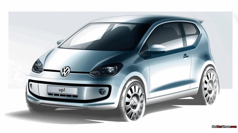 2011 Volkswagen Up 316936