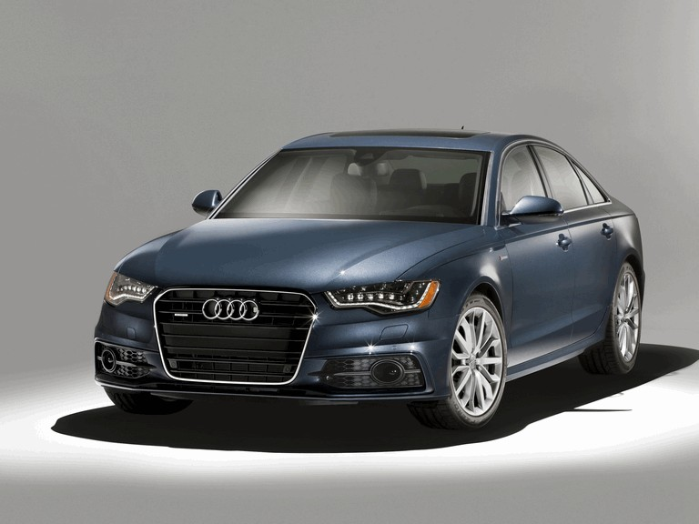 2011 Audi A6 3.0T S-Line - USA version 310951