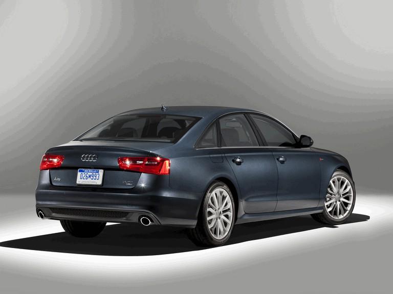 2011 Audi A6 3.0T S-Line - USA version 310953