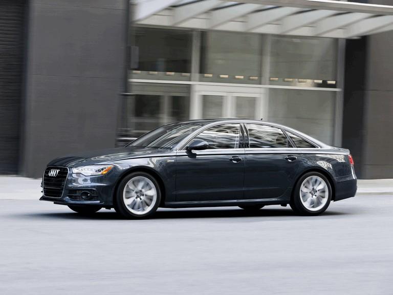 2011 Audi A6 3.0T S-Line - USA version 310955