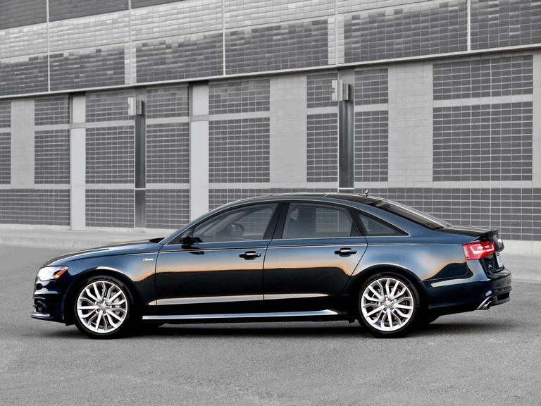 2011 Audi A6 3.0T S-Line - USA version 310956