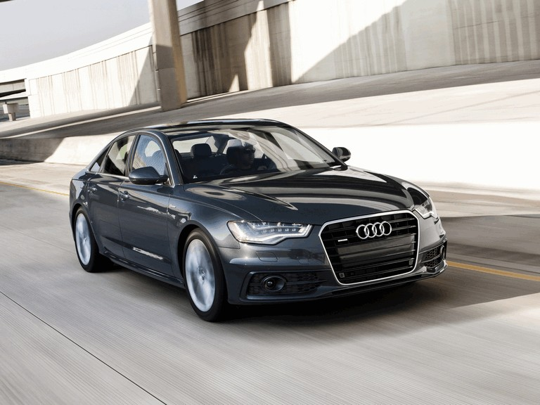 2011 Audi A6 3.0T S-Line - USA version 310960