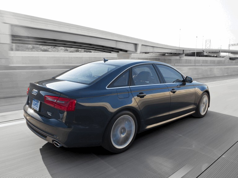 2011 Audi A6 3.0T S-Line - USA version 310961