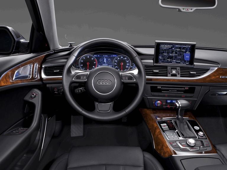 2011 Audi A6 3.0T S-Line - USA version 310964