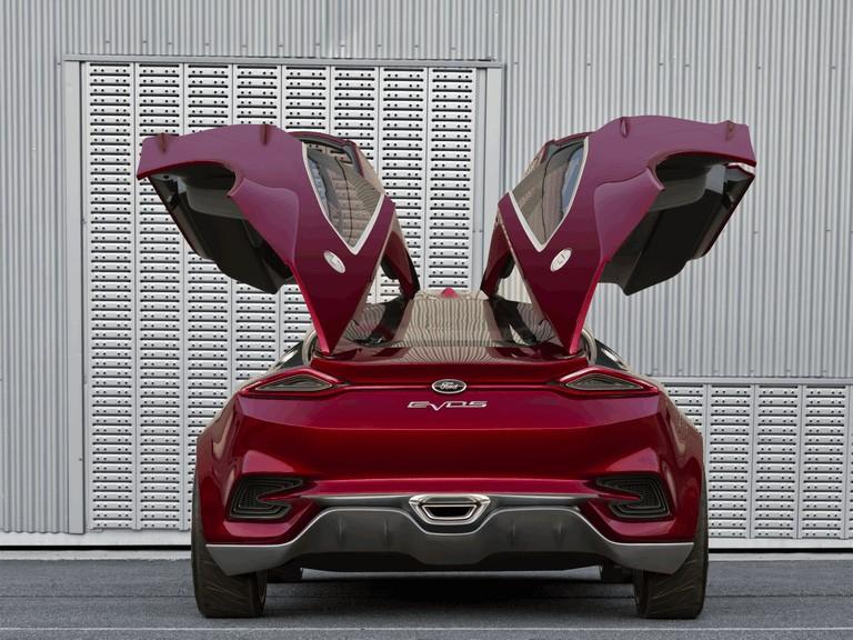 2011 Ford Evos concept 313801