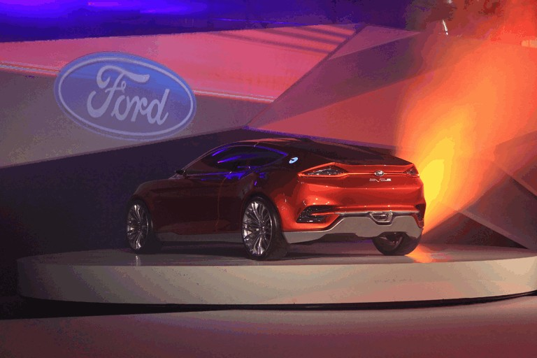 2011 Ford Evos concept 313843