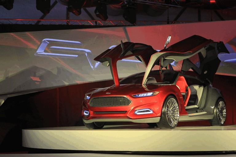 2011 Ford Evos concept 313853