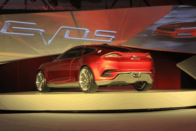 2011 Ford Evos concept 313854