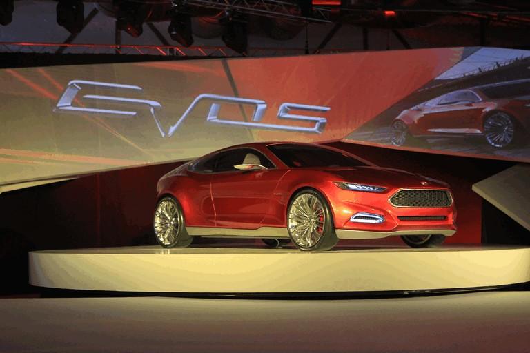 2011 Ford Evos concept 313855