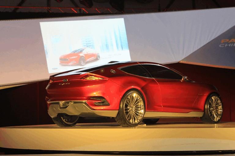 2011 Ford Evos concept 313857