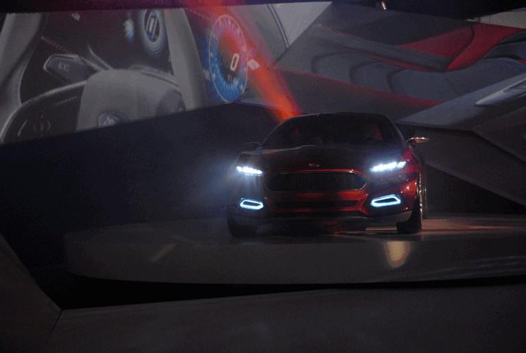 2011 Ford Evos concept 313870