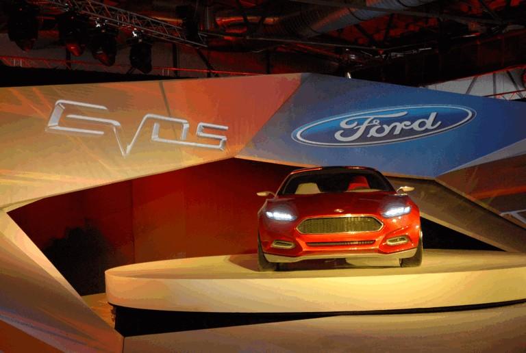 2011 Ford Evos concept 313875