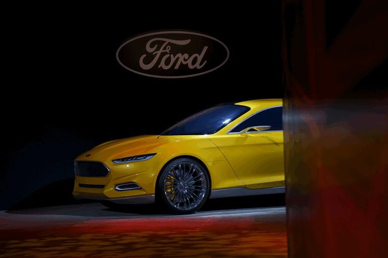 2011 Ford Evos concept 313880