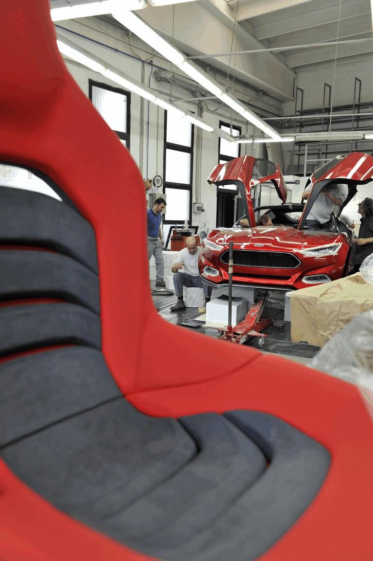 2011 Ford Evos concept 313896