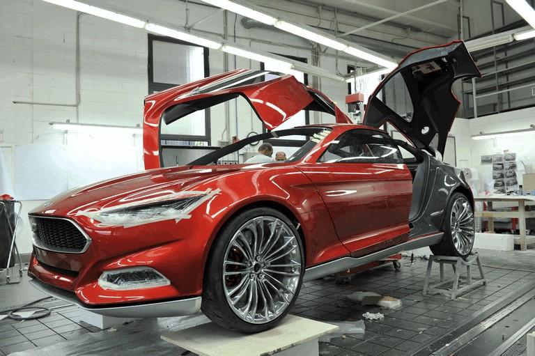 2011 Ford Evos concept 313897