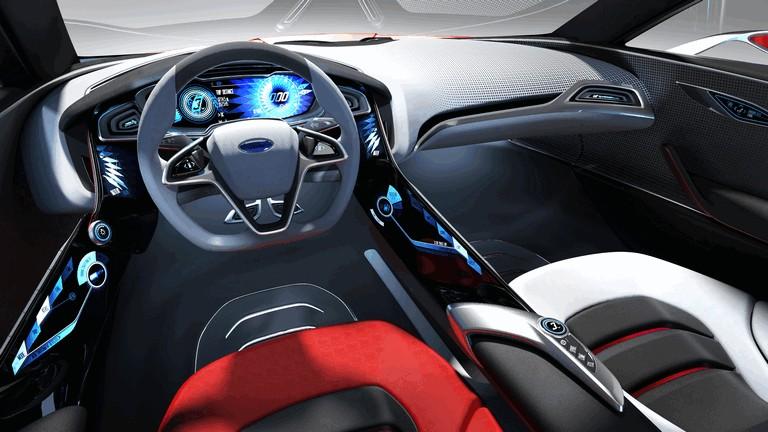 2011 Ford Evos concept 313902
