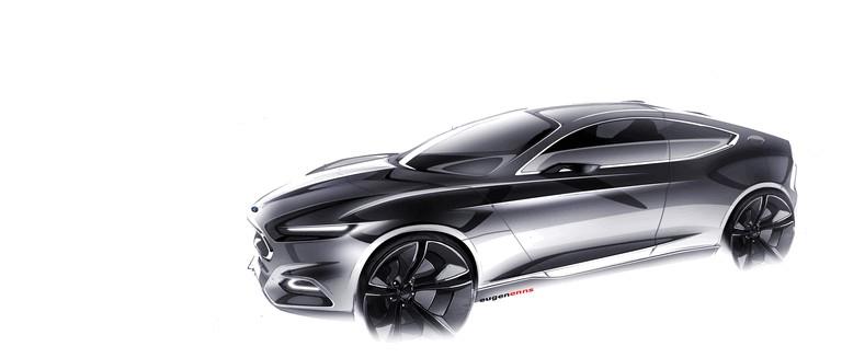 2011 Ford Evos concept 313910