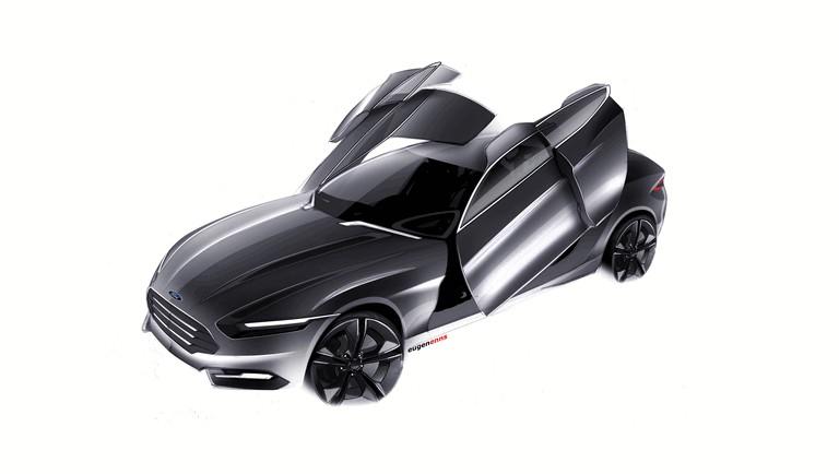 2011 Ford Evos concept 313914
