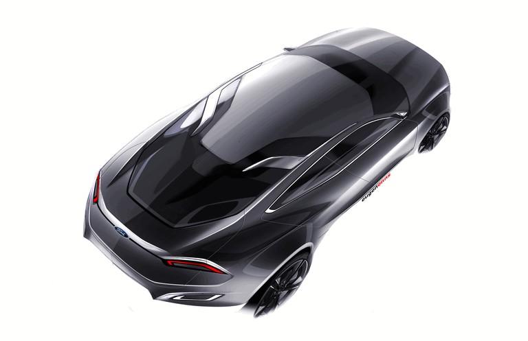 2011 Ford Evos concept 313916