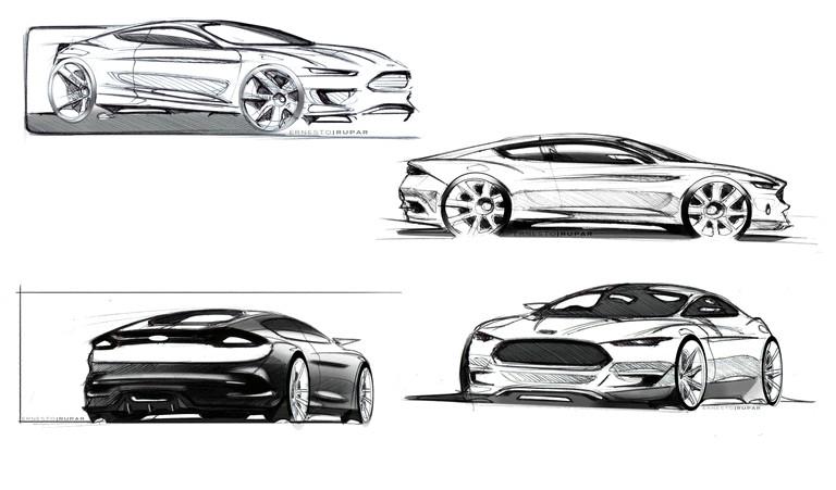 2011 Ford Evos concept 313918