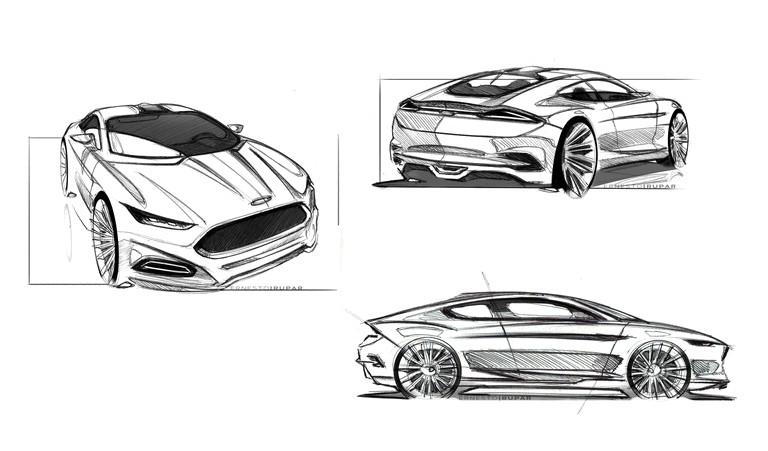 2011 Ford Evos concept 313919
