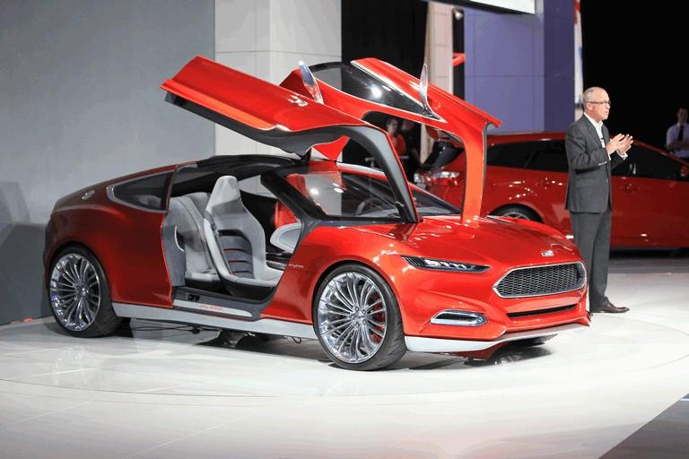 2011 Ford Evos concept 313942