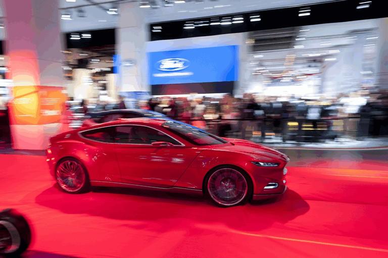 2011 Ford Evos concept 313951