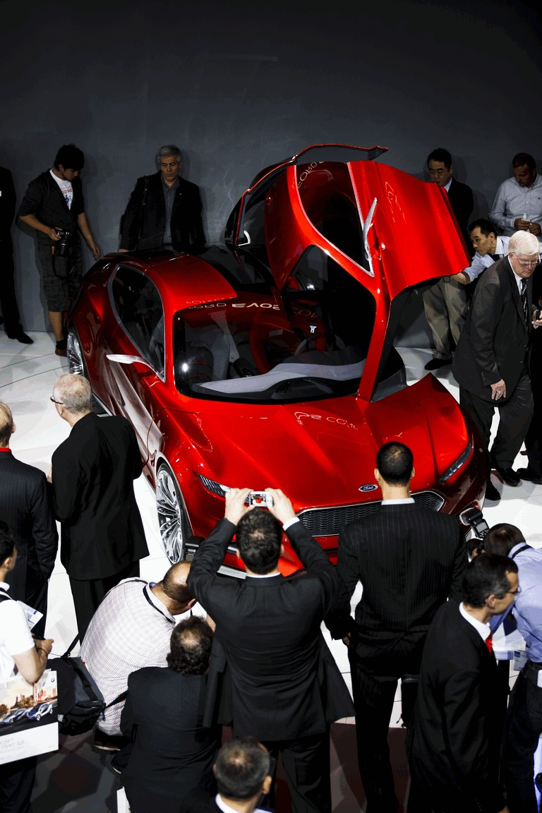 2011 Ford Evos concept 313954