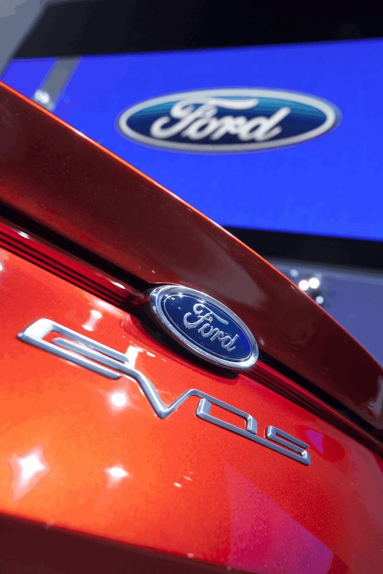 2011 Ford Evos concept 313963