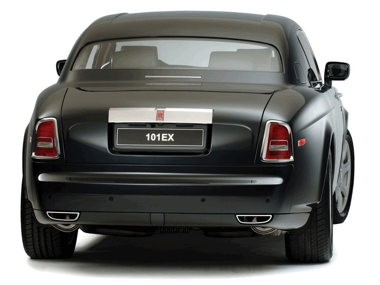 2006 Rolls-Royce 101EX 209520