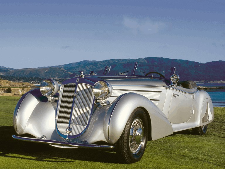 1938 Horch 853 special roadster by Erdmann and Rossi 311557