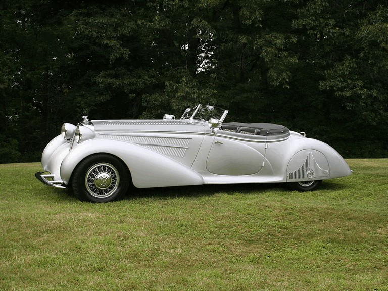 1938 Horch 853 special roadster by Erdmann and Rossi 311559