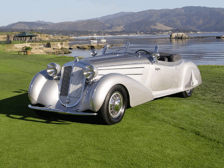 1938 Horch 853 special roadster by Erdmann and Rossi 311560