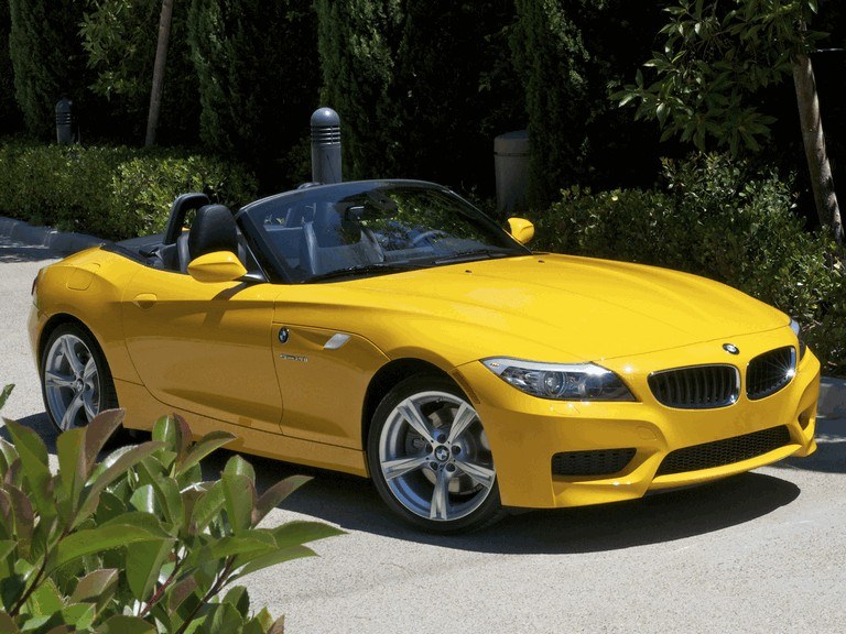 2011 BMW Z4 ( E89 ) sDrive28i - USA version 311596