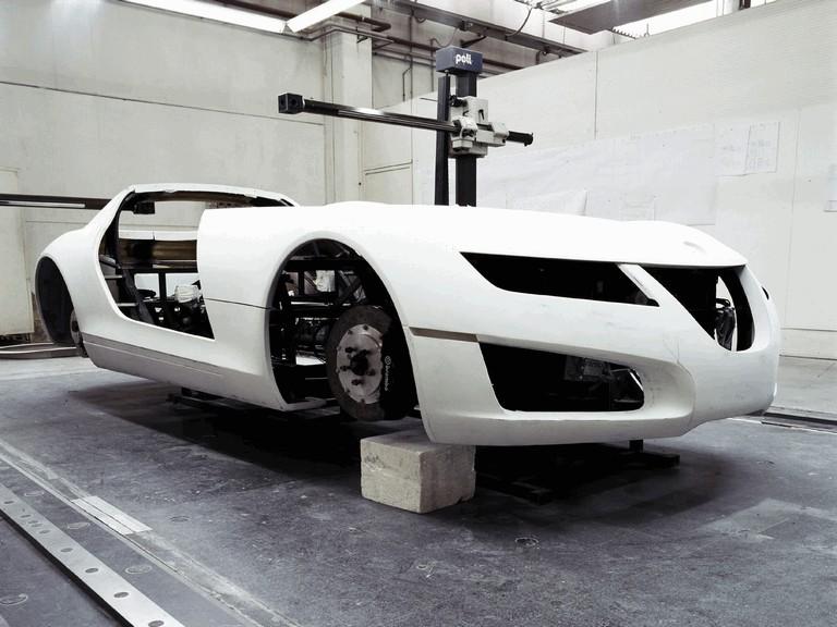 2006 Saab Aero X concept 209634