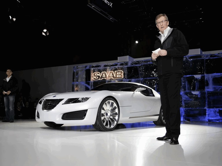 2006 Saab Aero X concept 209641