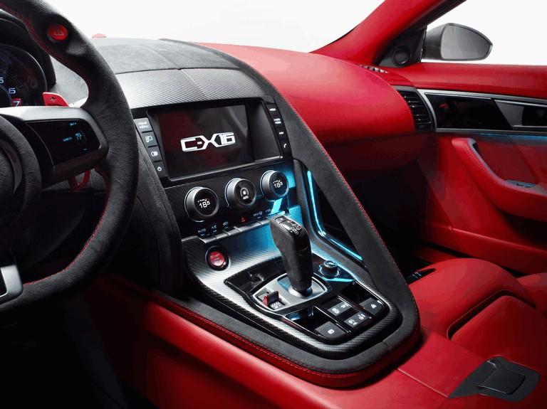 2011 Jaguar C-X16 concept 315346