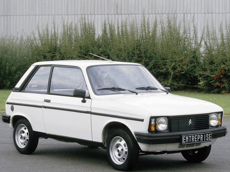 1982 Citroën LNA Entreprise 336969