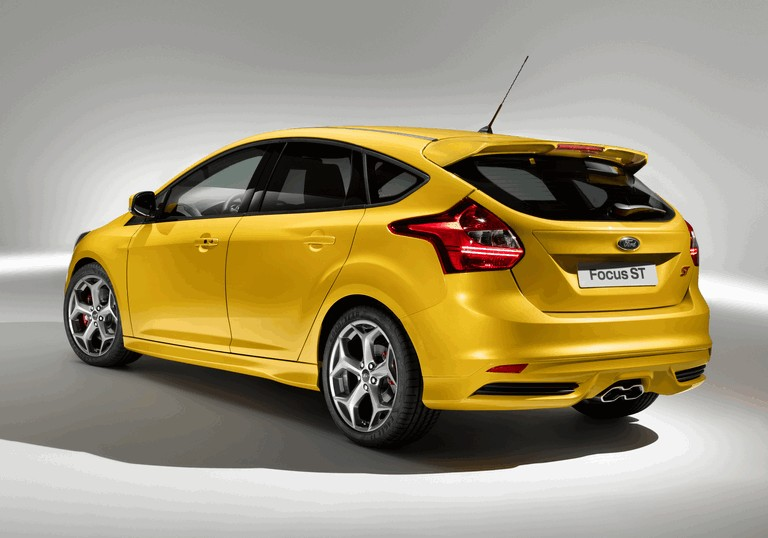 2011 Ford Focus ST 312420