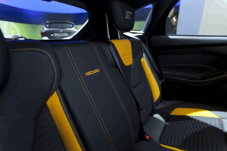 2011 Ford Focus ST 312433