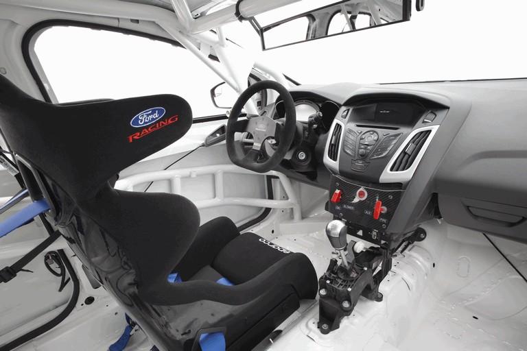 2011 Ford Focus ST-R 312444