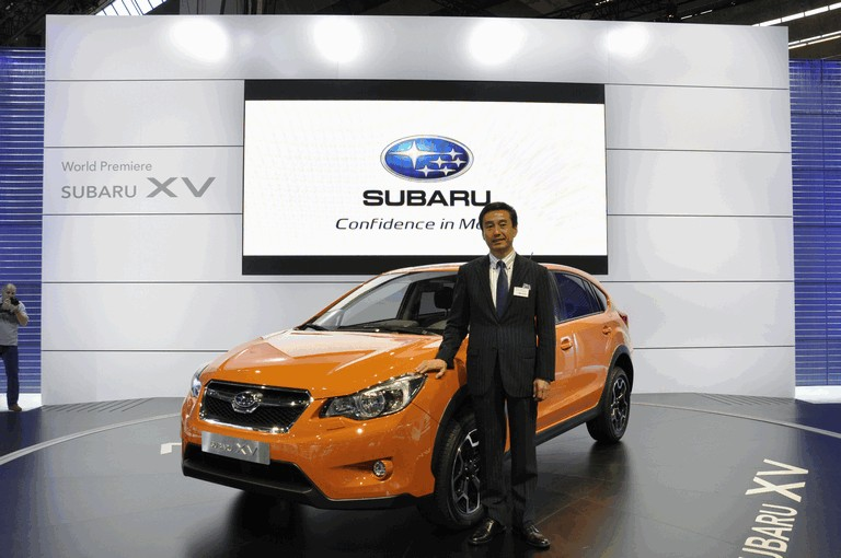 2012 Subaru XV 312577