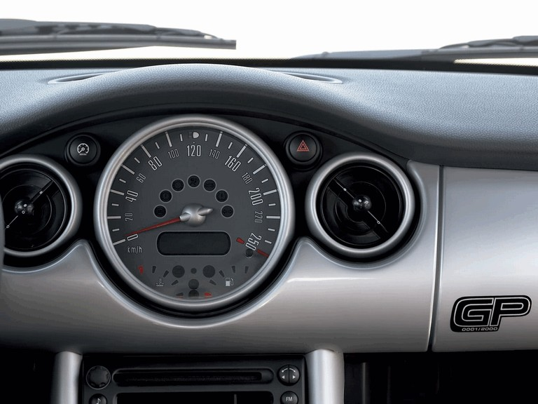 2006 Mini Cooper S with John Cooper Works GP kit 209750