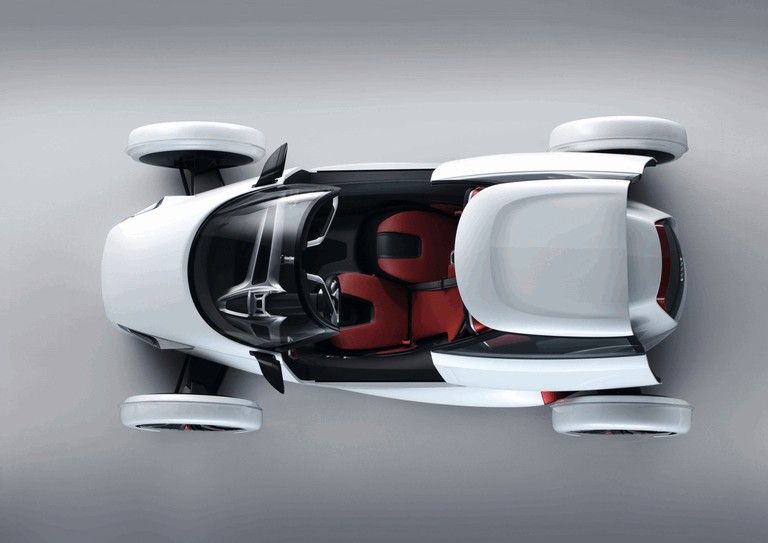 2011 Audi urban concept 317616