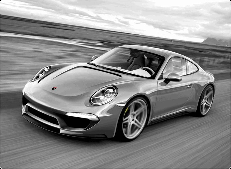 2011 Porsche 911 ( 991 ) by Top Car - renderings 312795