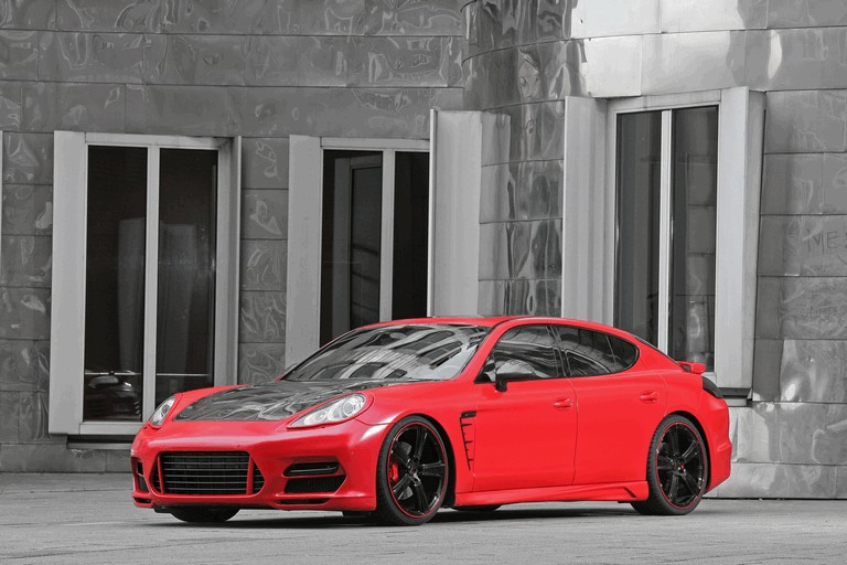 2011 Porsche Panamera by Anderson Germany ( 4th dimension in red ) 312764
